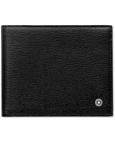 Montblanc Men's Black Leather Westside Wallet 8372