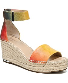 Clemens Wedge Sandals