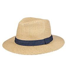 Men's Textured Fedora Hat
