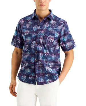 Tommy Bahama MEN'S PRINTED SHIRT