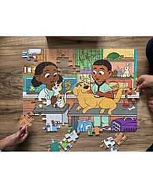 Veterinarian Kids Puzzle