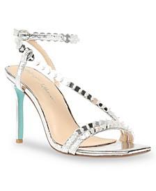 Betsey Johnson Women's Asher Sandals