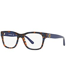 TY2098 Women's Square Eyeglasses
