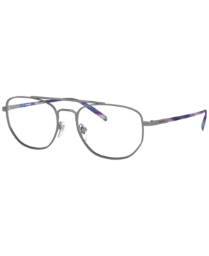 AN612554-o Men's Irregular Eyeglasses