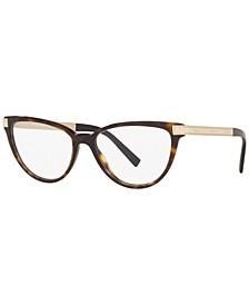 VE3271 Women's Cat Eye Eyeglasses