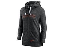 San Francisco Giants Women's Gym Vintage Full Zip Sweatshirt