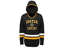 Youth Girls Boston Bruins Score and Shine Pullover
