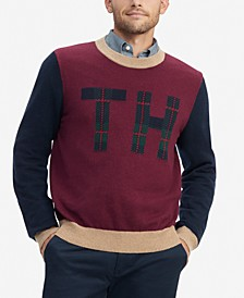 Men's Philip Plaid Sweater