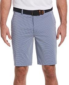 Men's Mini Plaid Shorts