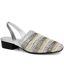 Carolton Slingback Sandals, Created for Macy's