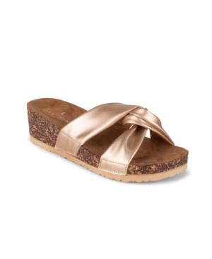 Women's Faith Slip On Sandal Women's Shoes