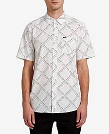 Men's High Ball Short Sleeve Woven Shirt