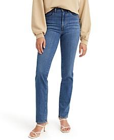 Women's 724 Straight-Leg Jeans in Short Length