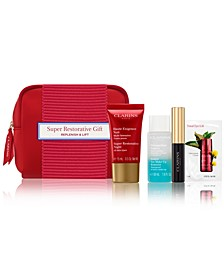 Choose your FREE 5-piece Gift with any $75 Clarins Purchase (Up to a $67 value!)*