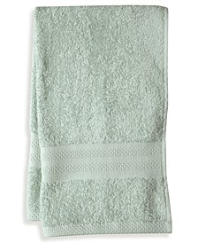 """Cotton Solid 16"""" x 26"""" Hand Towel"""