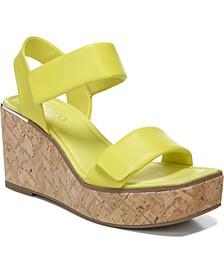 Sweety Wedge Sandals