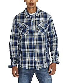 Men's Saboire Plaid Woven Shirt