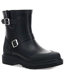 Women's Moto Boots