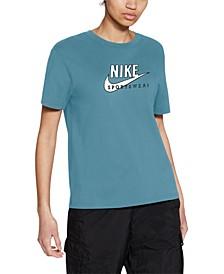 Women's Sportswear Cotton Heritage T-Shirt