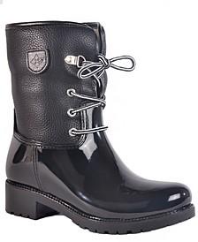 Calgary Waterproof Women's Mid Height Rain Boot