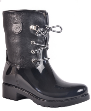 Calgary Waterproof Women's Mid Height Rain Boot Women's Shoes
