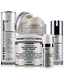 Peter Thomas Roth Un-Wrinkle Collection