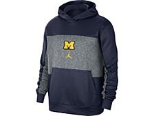 Michigan Wolverines Men's Spotlight Hooded Sweatshirt
