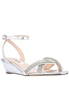 Florina Wedge Sandals