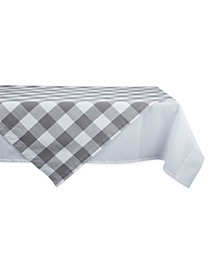 """Buffalo Check Table Topper, 40"""" x 40"""""""