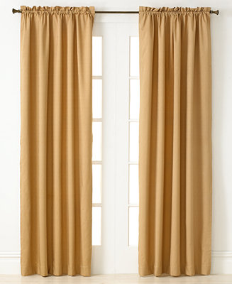 Miller Curtains Winston 40 X 84 Energy Saving Panel Window Treatments For The Home Macy 39 S