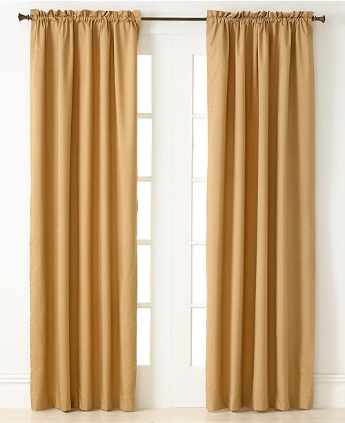 Miller Curtains Winston 40 X 84 Energy Saving Panel