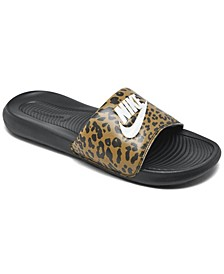 Women's Victory One Print Slide Sandals from Finish Line