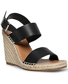 Women's Uri Espadrille Wedge Sandals