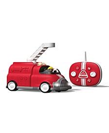 Remote Control Red Fire Truck