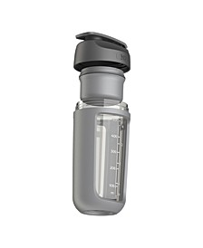 Leo to Go Shaker Bottle with Powder Compartment, 0.5 L
