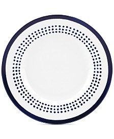 kate spade new york Charlotte Street East Accent Plate