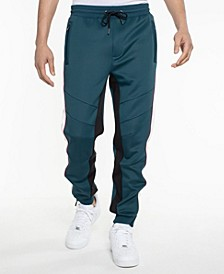 Men's Side Blocked Jogger