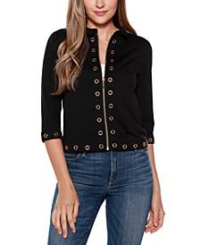 Black Label Zip Front Jacket