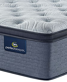 "Perfect Sleeper Renewed Sleep 17"" Firm Pillow Top Mattress- Queen"