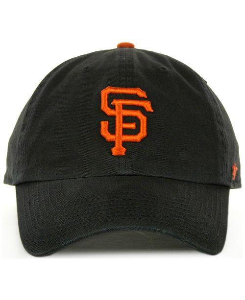d3e3106a454 47 Brand San Francisco Giants Clean Up Hat - Sports Fan Shop By Lids ...