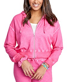 Juniors' Joey Zippered Hoodie