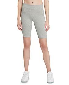Women's Sportswear Essential High-Waist Bike Shorts