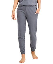 Cotton Jogger Pajama Pants, Created for Macy's
