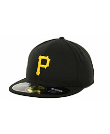 New Era Pittsburgh Pirates Authentic Collection 59FIFTY Hat