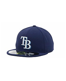 New Era Tampa Bay Rays Authentic Collection 59FIFTY Hat