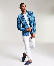 Men's Ikat Kimono Shirt, Created for Macy's