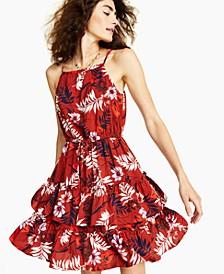 Printed Mini Dress, Created for Macy's