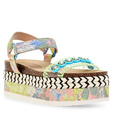 Women's Tovaa Flatform Sandal