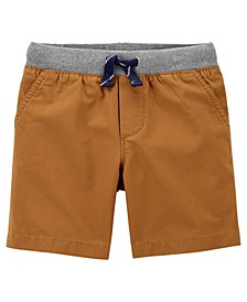 Toddler Boys Pull-On Cargo Shorts