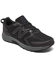 Men's 410 V7 Trail Running Sneakers from Finish Line